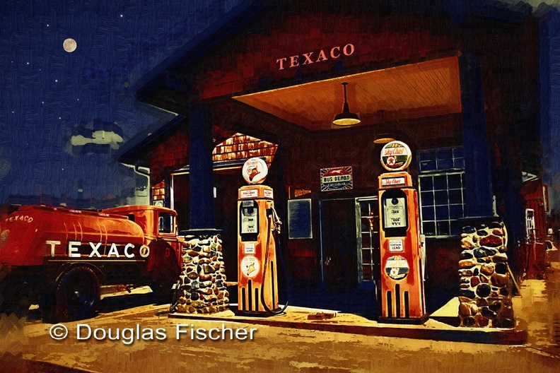 Texaco | Film Pack Camera Club